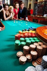 spelmarker vid roulettebordet 199x300 Nätcasinot